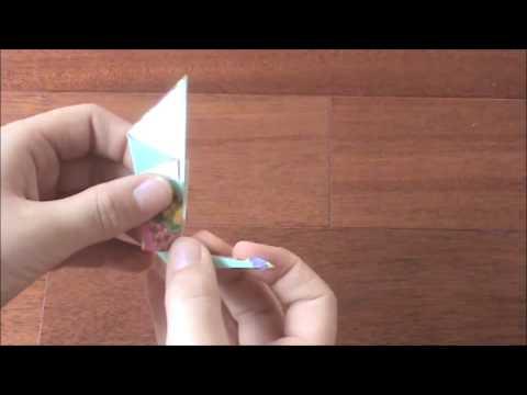 Thanksgiving special origami turkey