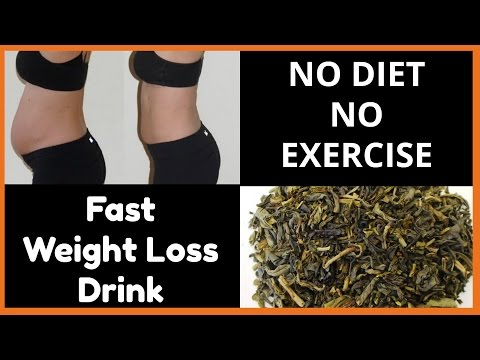 How To Get Flat Stomach FAST WithOut Exercise,Quick FAST Weight Loss Drink After Pregnancy,NO DIET