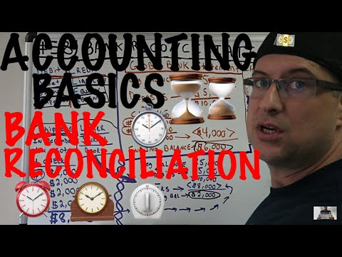 Accounting for Beginners #58 / Bank Reconciliation / Adjusted Balance / Accounting Basics Tutorial