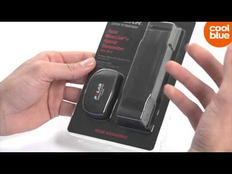 Polar Wearlink+ Hybride Borstband XS-S mini-videoreview en unboxing (NL/BE)
