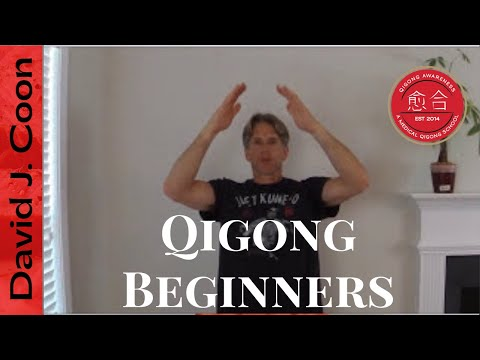 Qigong for Beginners: Exercise it!