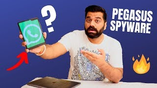 Your Whatsapp Data is Unsafe!!! Pegasus Spyware Attack By Israeli Company🔥🔥🔥