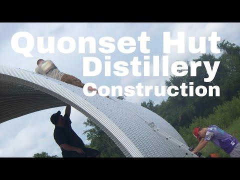 Man Builds Dream Quonset Hut Distillery in Virginia