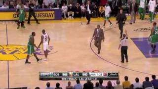 Doc Rivers Hustle Timeout Play 2010 Nba Finals Game 2