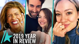 2019 Celebrity Engagements: The Biggest Proposals Of The Year