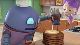 Мультфильм Ангелы Бэби - Торто Робот (4 серия)