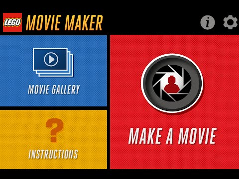 How to make a brickfilm with LEGO movie maker