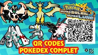 DIANCIE QR CODE EVENT! POKEMON ULTRA SUN AND MOON DIANCIE