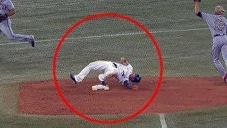 MLB Painful Injuries (HD)