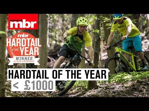 Hardtail of the Year | Sub £1000 | Mountain Bike Rider