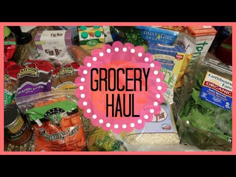 Grocery Haul - Plant Based + Gluten Free