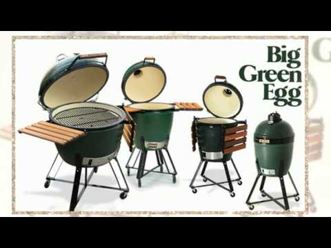 Dallas Big Green Egg