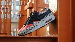 Nike Air Max 1 Storm Huarache Review + On Feet #15