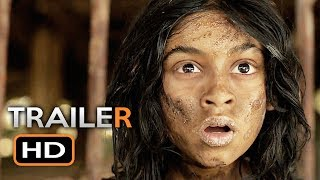 Mowgli Official Trailer #1 (2018) Andy Serkis, Cate Blanchett The Jungle Book Movie HD