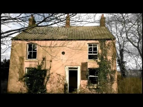 Abandoned and derelict house - England