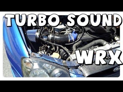 2004 WRX - Stage 1 - Turbo Sounds