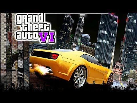 GTA 6 - Confirmation That Grand Theft Auto VI Development Is In Full Swing! (GTA VI Confirmed)