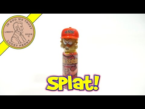 Sour Spitter Strawberry Candy Spray, Kidsmania Review