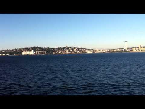 Bainbridge Island - Seattle Ferry
