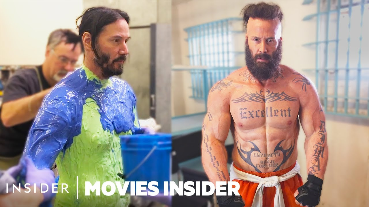 How Bodysuits Are Designed To Look Realistic In Movies & TV   Movies Insider