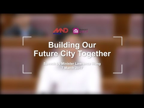 Budget 2017 - Minister Lawrence Wong on