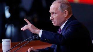 پوتین: آمریکا ما را هم رده کره شمالی و ایران می داند