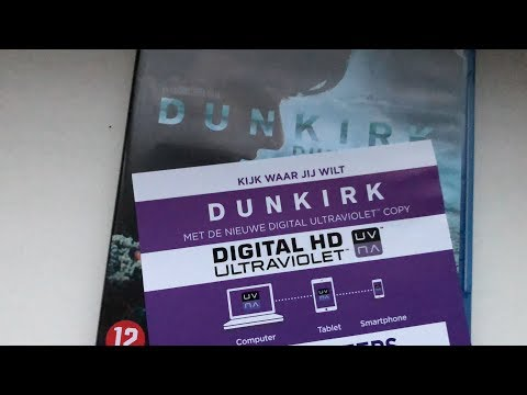 FREE DIGITAL COPY CODE OF DUNKIRK