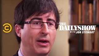 The Daily Show - John Oliver