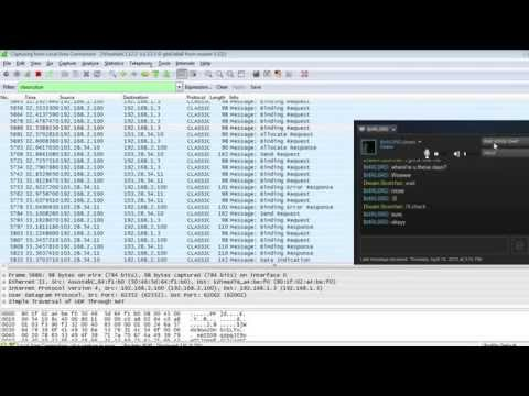 How to get anyone's IP and track their location using Wireshark on Steam, Skype 2017