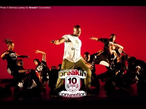 IMD Legion [Britain's Got Talent /Got to Dance] Into the Wild at Breakin' Convention 2013 FULL SHOW