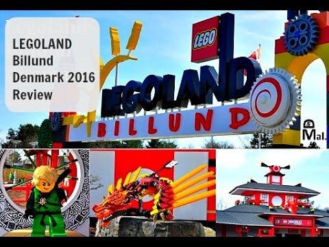 Legoland Billund Denmark Review