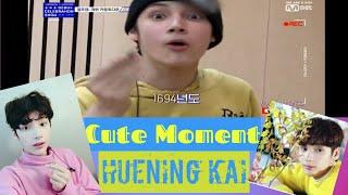 Download Cute Moment [Huening Kai] TXT maknae    Tomorrow x together part 2 Video
