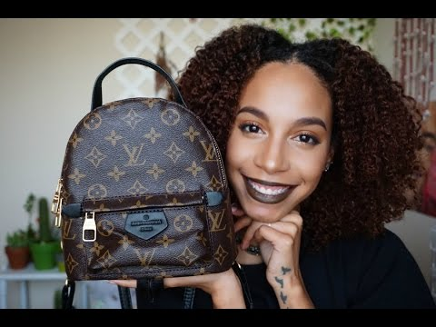 IOFFER LV MINI BACKPACK | REVIEW