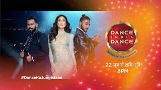 Dance India Dance | Starts 22nd June, Sat - Sun at 8 PM | Battle of the Champions | #zeetv