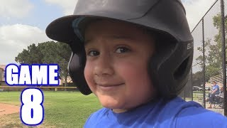 LUMPY PICKS A WHOLE TEAM! | On-Season Softball Series | Game 8