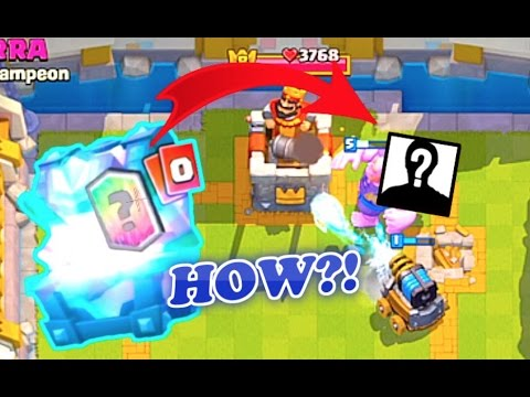 THE MOST OP, UNDERUSED LEGENDARY (NOT SPARKY) | Clash Royale