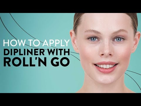 How To Apply Dipliner With Roll'N Go