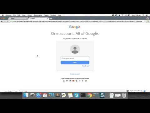 Selenium tutorials Video 6: Automating Login into Gmail