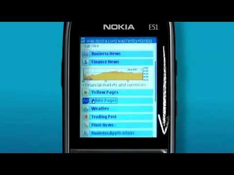 How to - Check data usage on your Nokia E51