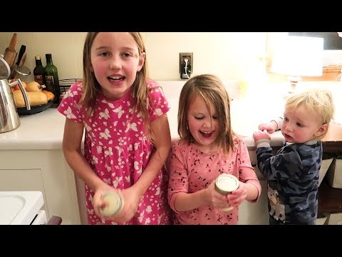 Making Butter With Kids - Easy Shake Method!