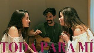Camilo y Evaluna feat Nicole Zignago - Toda Para Mí (COVER)