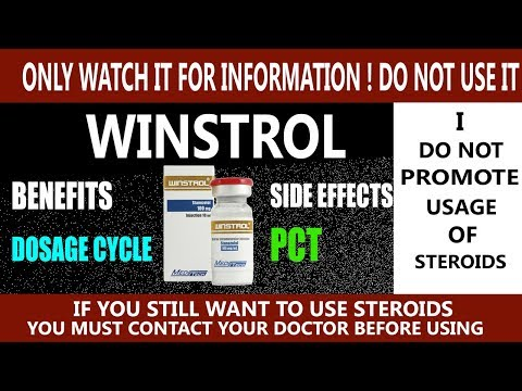What Is winstrol (Stanozolol) | Benefits, side effects, dosage and Of winstrol - fat Cutting steroid