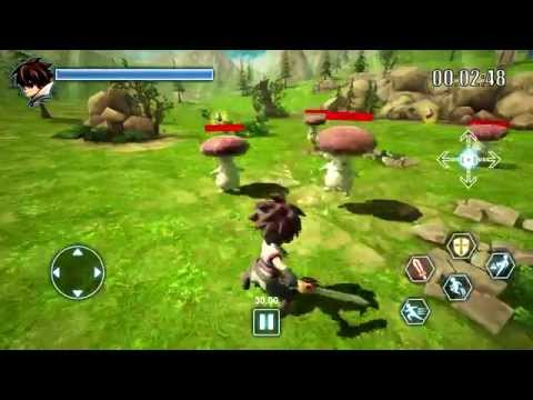 Action RPG Demo (Unity)