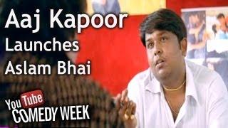 LKLKBK Aaj Kapoor Launches Aslam Bhai Comedy Week Exclusive
