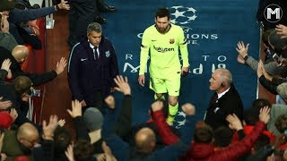 The Tragedy of FC Messi - HD