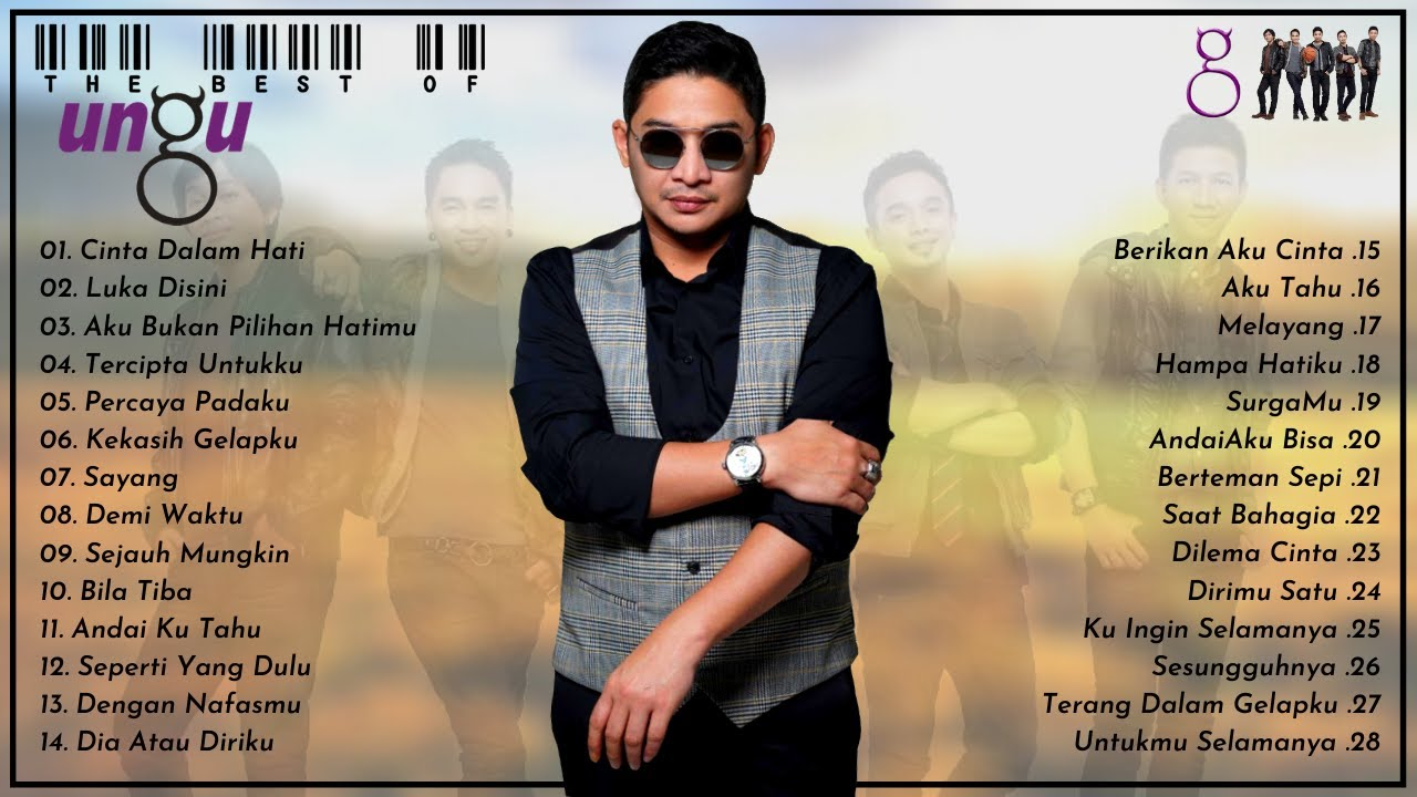 Download UNGU FULL ALBUM TERBAIK -  Lagu Pilihan Terbaik UNGU - Lagu Pop Indonesia Terbaik Tahun 2000an MP3 Gratis