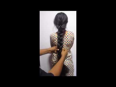 Thick Indian Braid - Self Styling