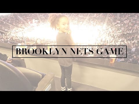 Vlog: Brooklyn Nets Game | Sakara Food Delivery