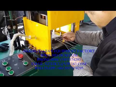 brake cable control cable  throttle clutch cable end nipple making machine