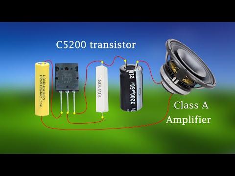 How TO Make Powerful Bass Amplifier Using (B688 + D718